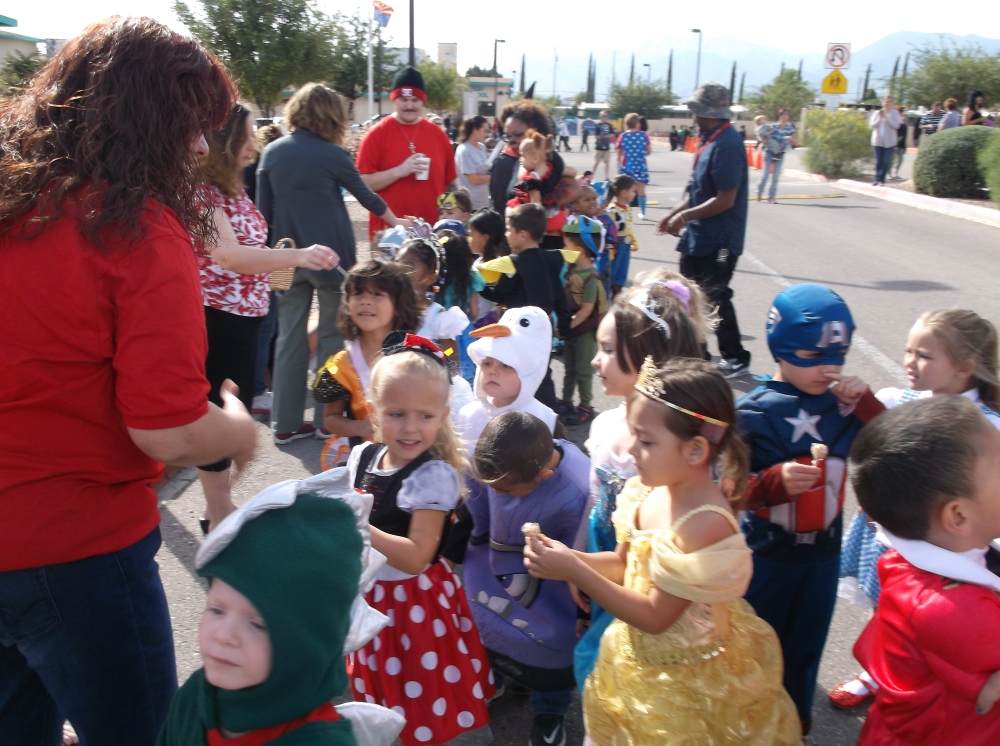 CAS, Center for Academic Success, Preschool, Sierra Vista Preschool, Fort Huachucca Preschool