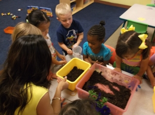 CAS Preschool, Spring, Center for Academic Success