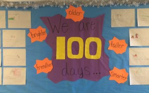 CAS, Center for academic success, 100 day celebration