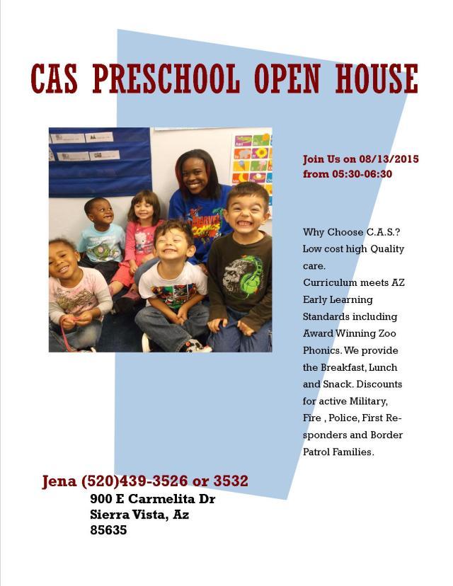 Preschool flyer 1