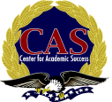 Center for Academic Success Logo
