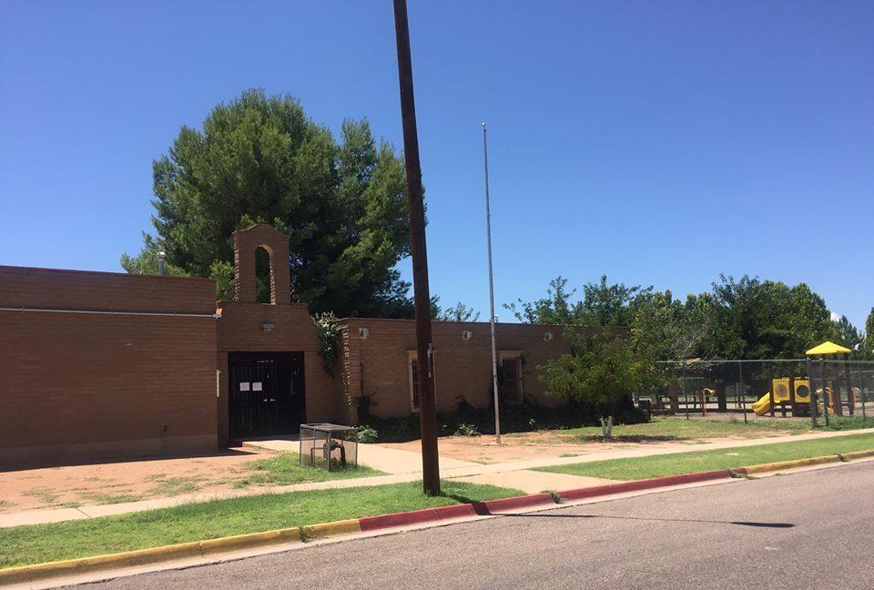 Douglas CAS Elem building
