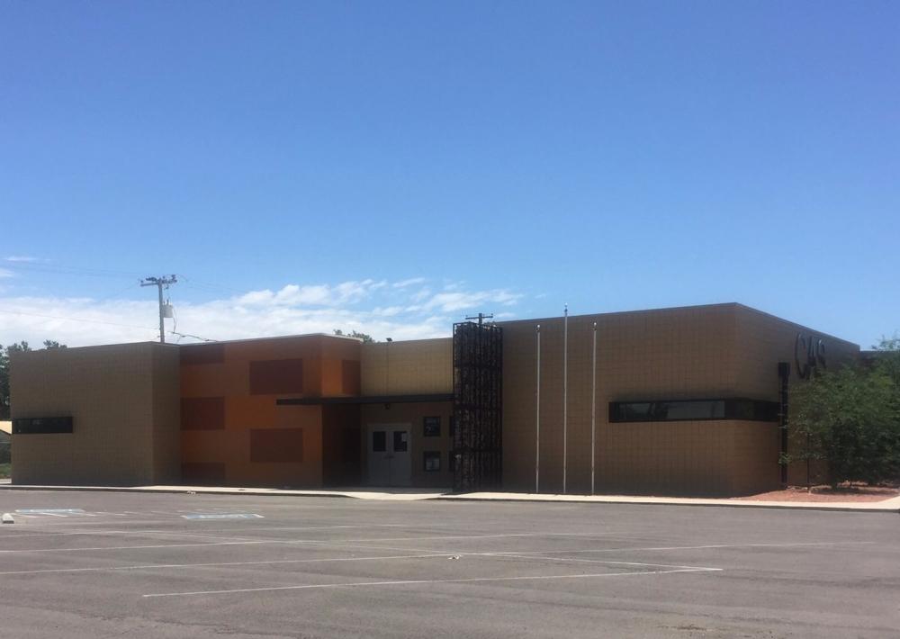Douglas CAS MS building